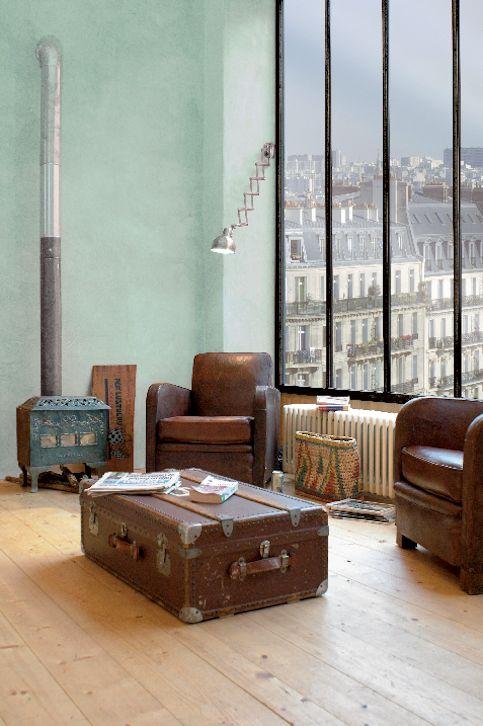 fen tres verticales cast. Black Bedroom Furniture Sets. Home Design Ideas