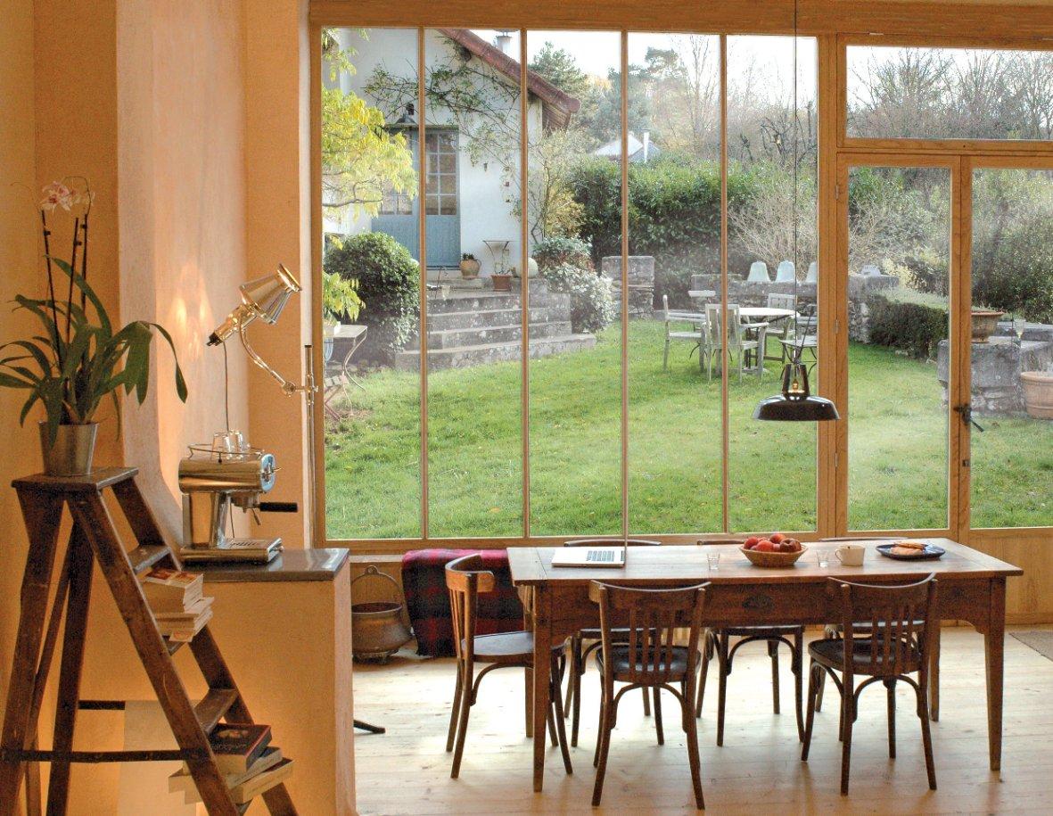 Chassis Atelier D Artiste fenêtres verticales - cast